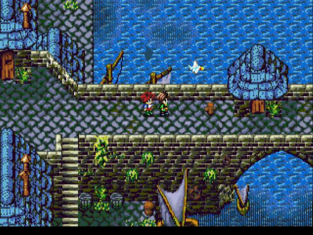 Pier Solar para Sega Genesis