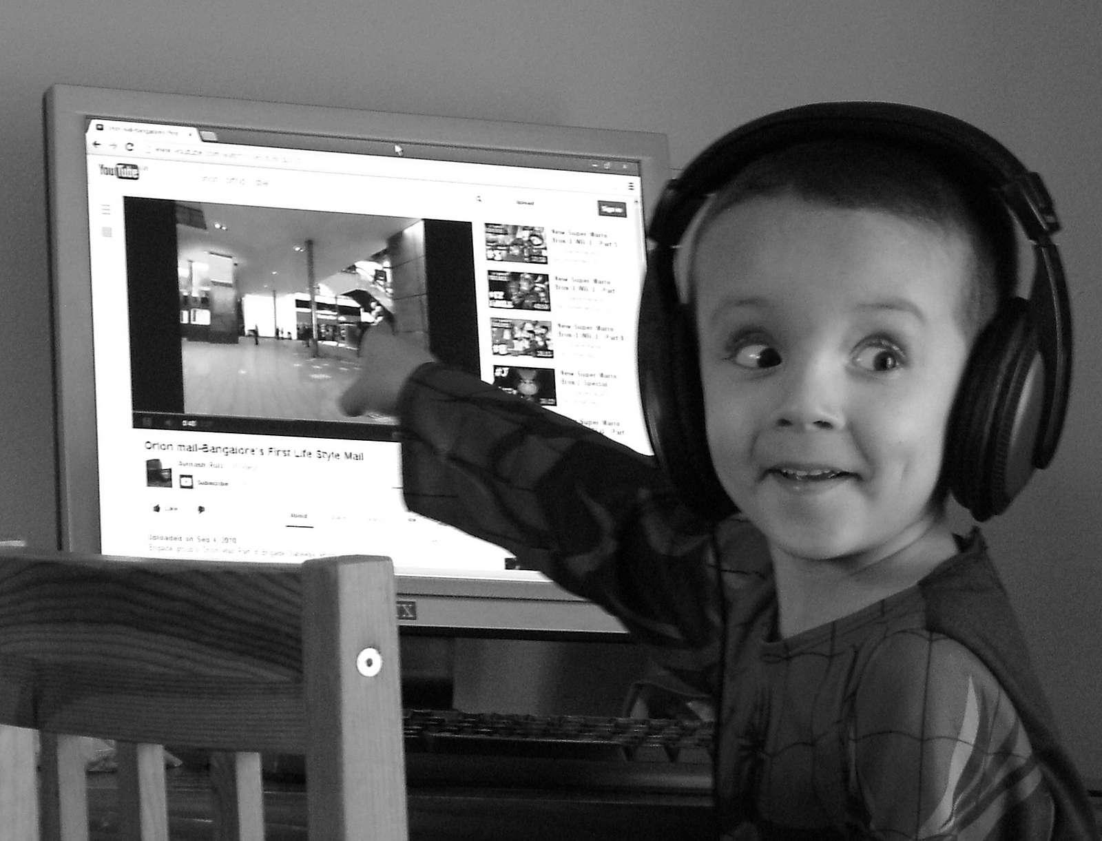 Los chicos de ahora usan Youtube desde los 3 años, pero a los 20 no saben entrar a la BIOS.