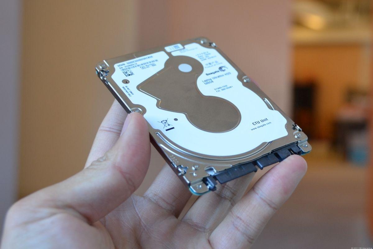 Seagate afirma que los 5mm permiten que las tablets puedan contener unidades de 2,5'