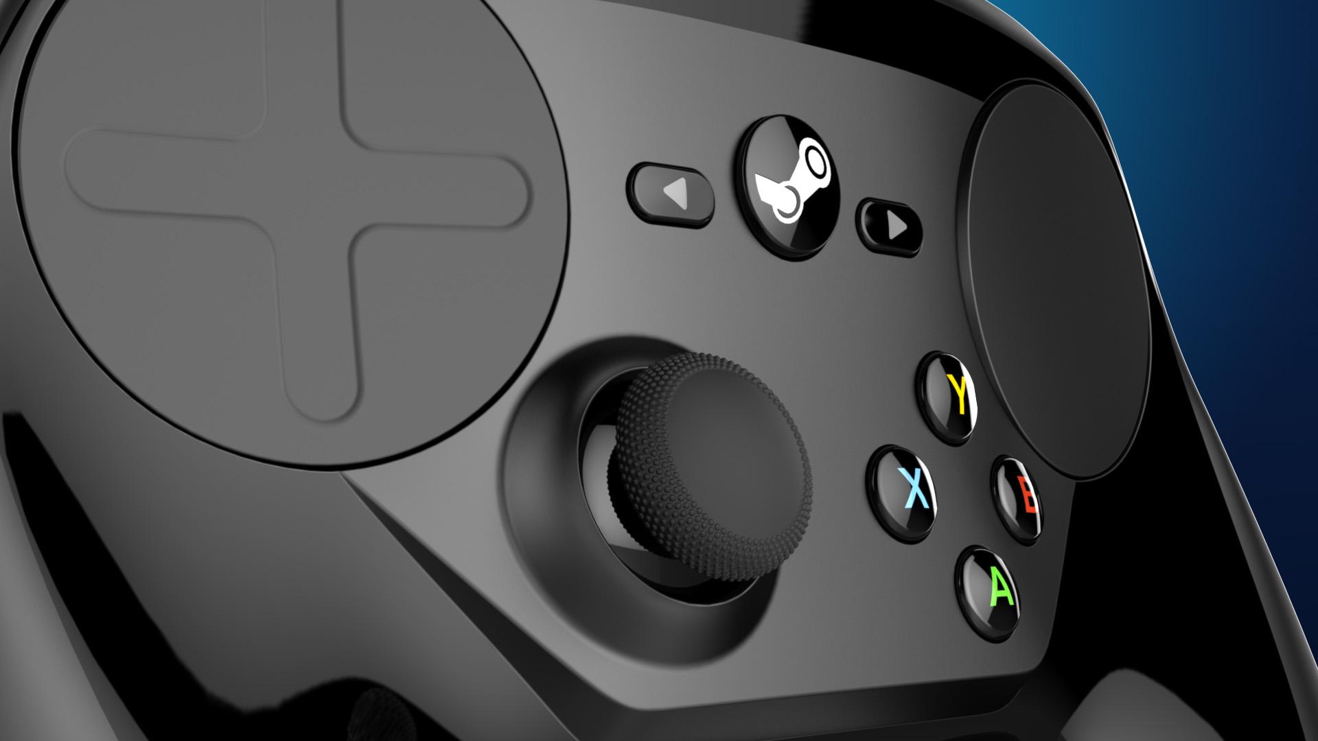 Steam Controller: lo que quería toda la muchachada gamer.