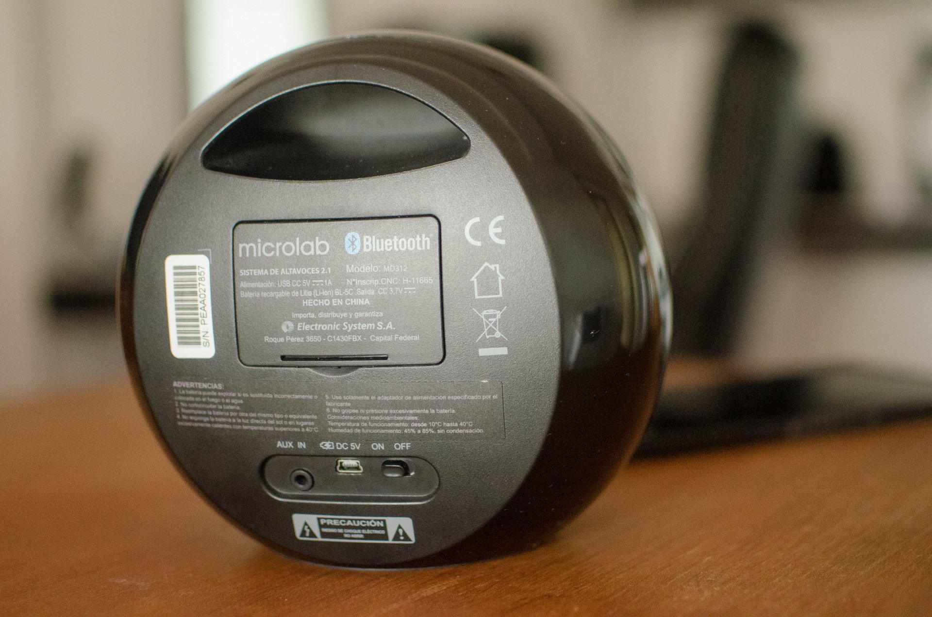 parlante-microlab-3