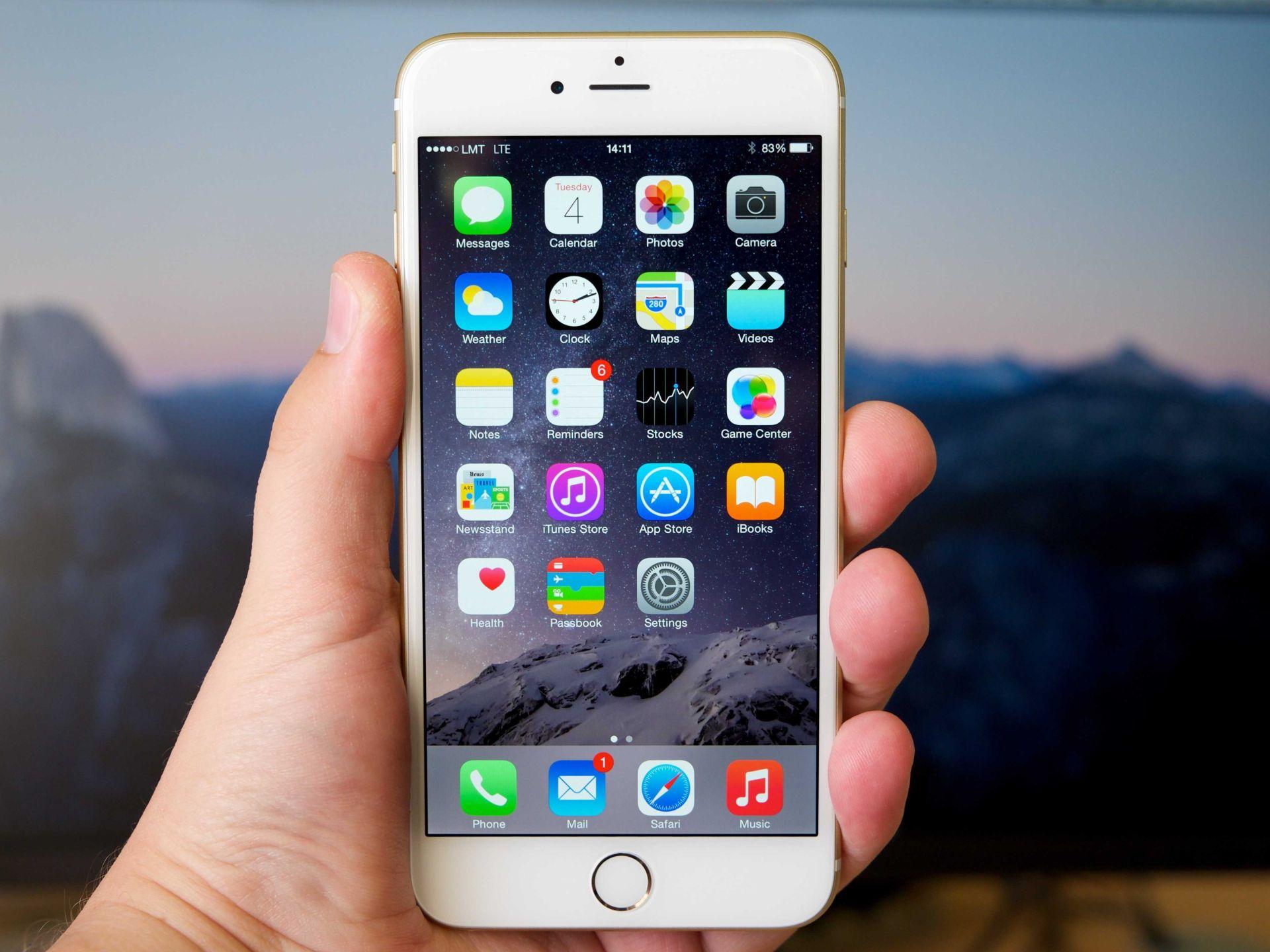 En iOS hay una y sólo una forma de hacer las cosas.