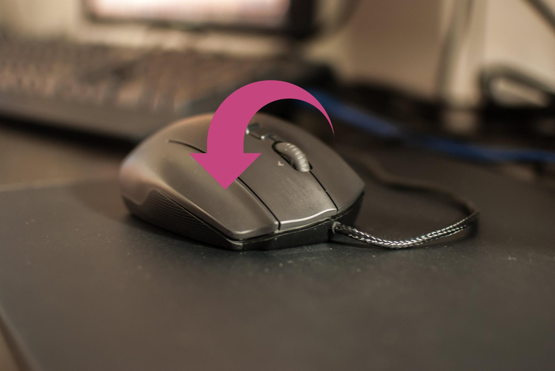 mouse-flecha