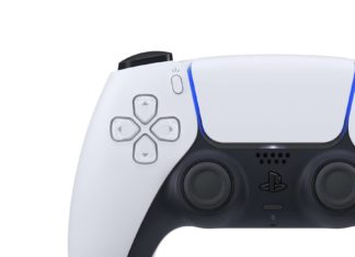 Gamepad Sony PS5