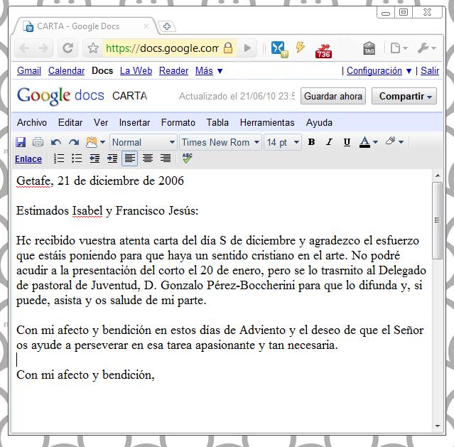 OCR en Google docs