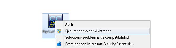Desinstalar Office 2010
