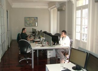 Oficinas de Taringa!