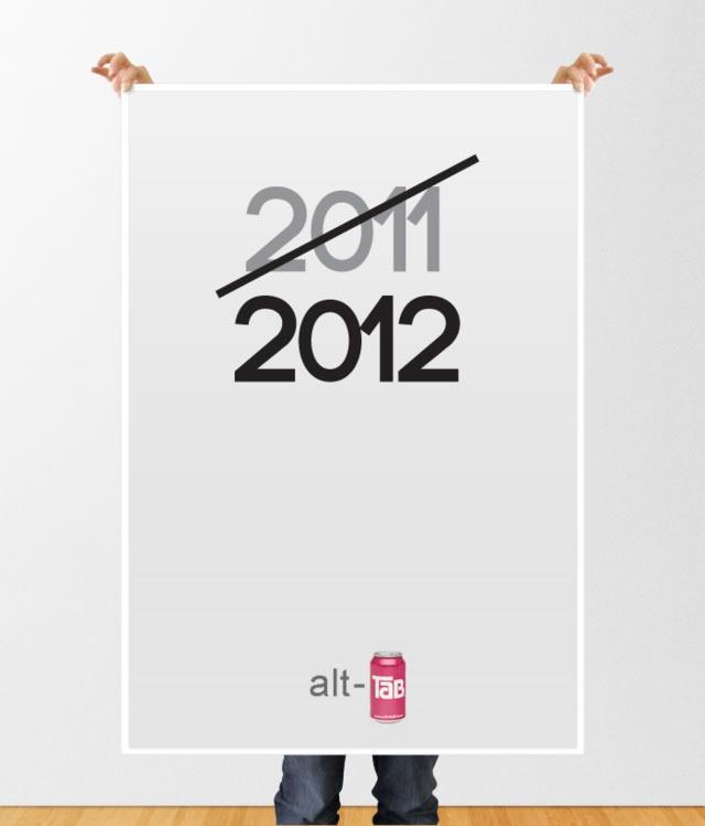 alt-tab 2012 por Luciano Petroni