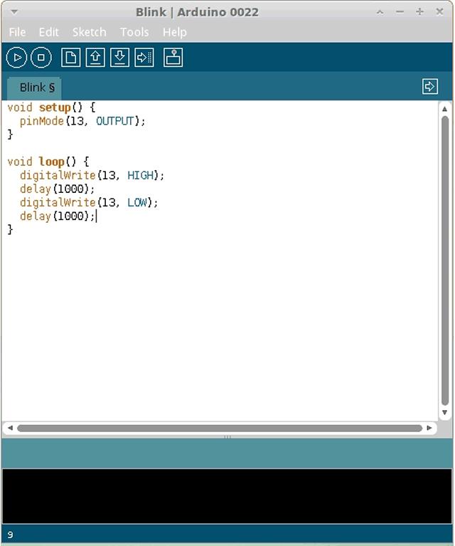 Blink en Arduino