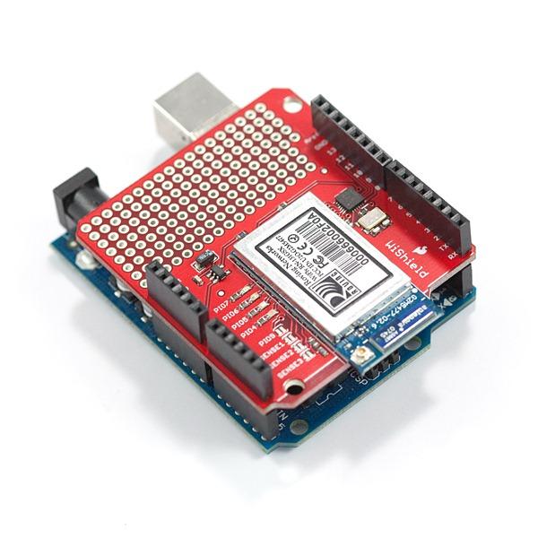 Arduino Wi fi
