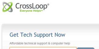 Un ejemplo de búsqueda de técnicos en CrossLoop
