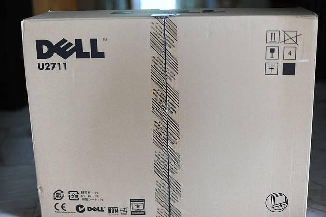 Dell U2711