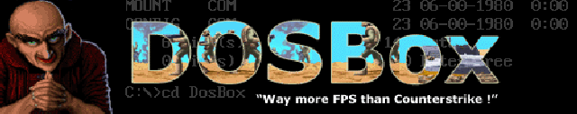 DOSBox, Way more FPS than CointerStrike