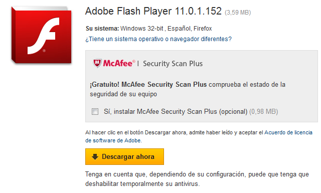 Flash Player 11