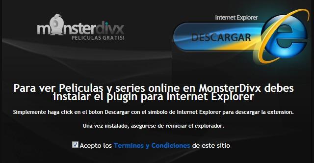 Monster divX