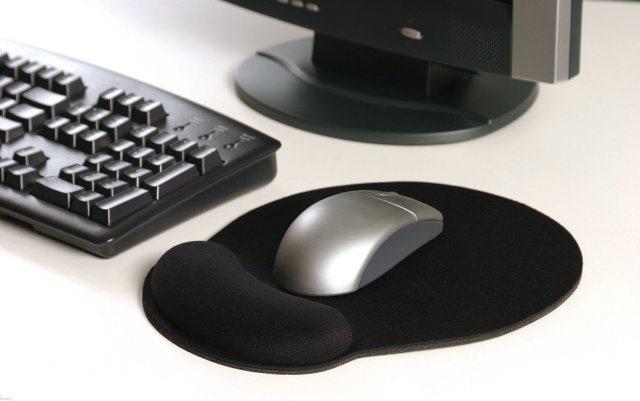 """Un auténtico """"mouse pad"""""""