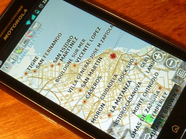 Navitel en Android