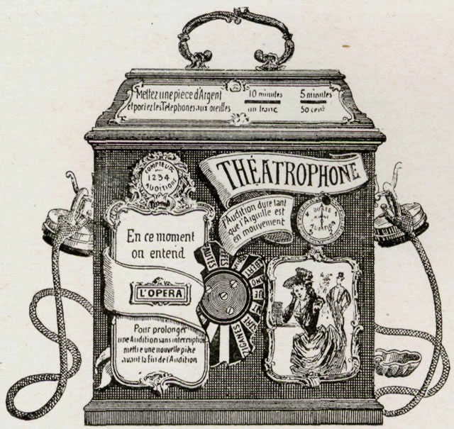Teatrófono