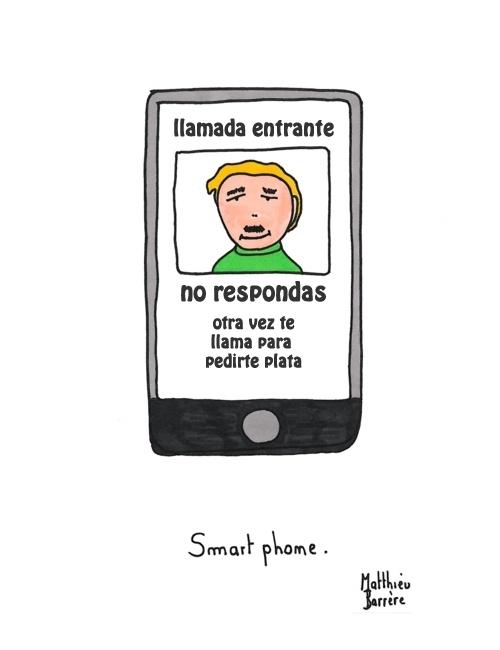 Telefono inteligente de verdad