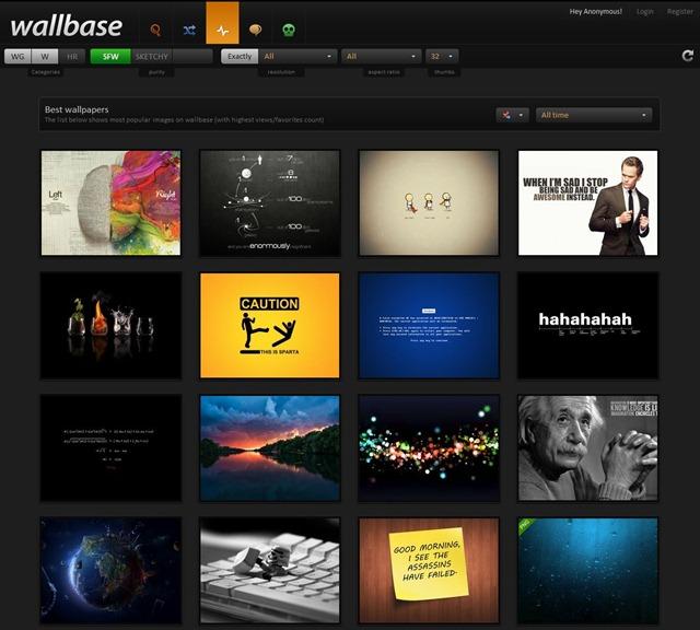 Wallbase.CC