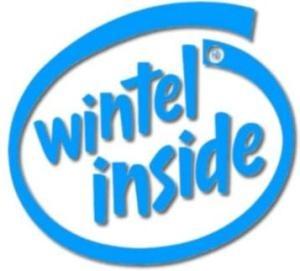 Wintel: Windows + Intel